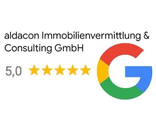 Google Immobilienmakler Bewertung